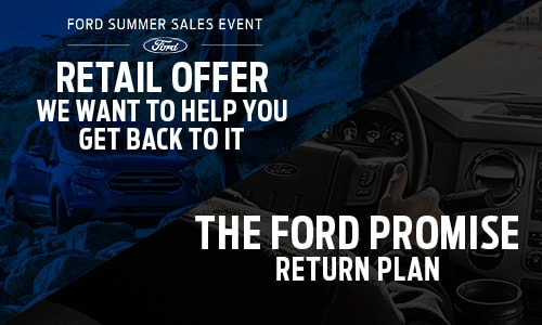 The Ford Promise Return Plan