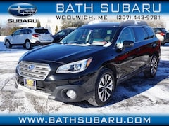 Used 2015 Subaru Outback 2.5i Limited w/Moonroof/KeylessAccess/Nav/EyeSight SUV in Woolwich, ME