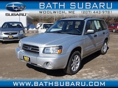 Used 2005 Subaru Forester 2.5 XS SUV in Woolwich, ME