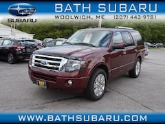 2012 Ford Expedition Limited 4x4 SUV Portland Maine