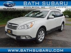 2012 Subaru Outback 2.5i Limited SUV Portland Maine