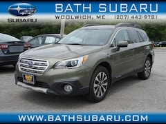 Used 2016 Subaru Outback 2.5i Limited SUV Portland Maine