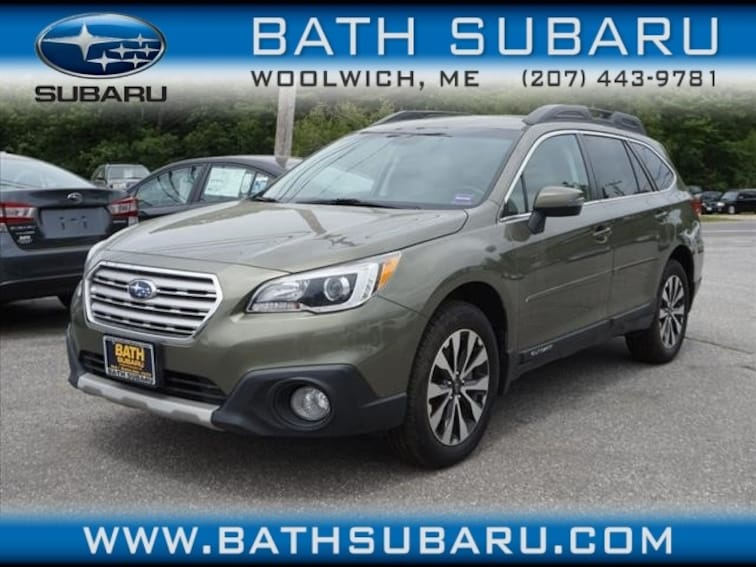 Used  2016 Subaru Outback 2.5i Limited SUV in Woolwich, ME