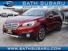 2017 Subaru Outback 2.5i Limited with SUV Portland Maine