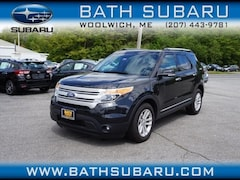 Used 2015 Ford Explorer XLT SUV in Woolwich, ME
