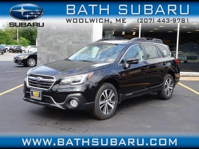 Used 2019 Subaru Outback 2.5i Limited SUV Portland Maine