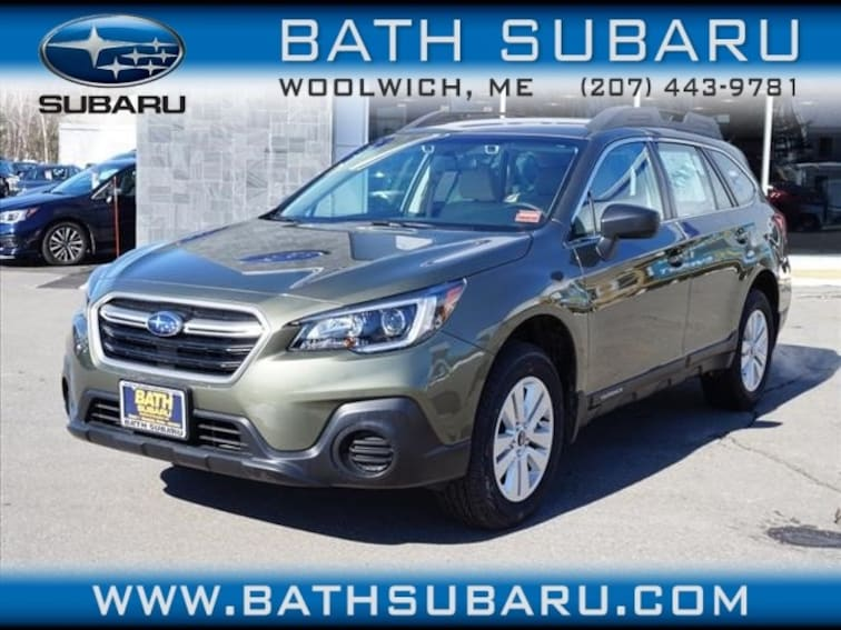 Used  2019 Subaru Outback 2.5i SUV in Woolwich, ME