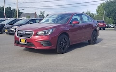2018 Subaru Legacy 2.5i Premium with Adventure Package Sedan