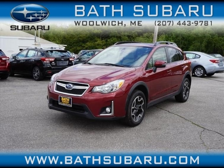 Used  2016 Subaru Crosstrek 2.0i Limited SUV in Woolwich, ME