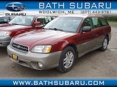 Used 2004 Subaru Outback Base Wagon in Woolwich, ME