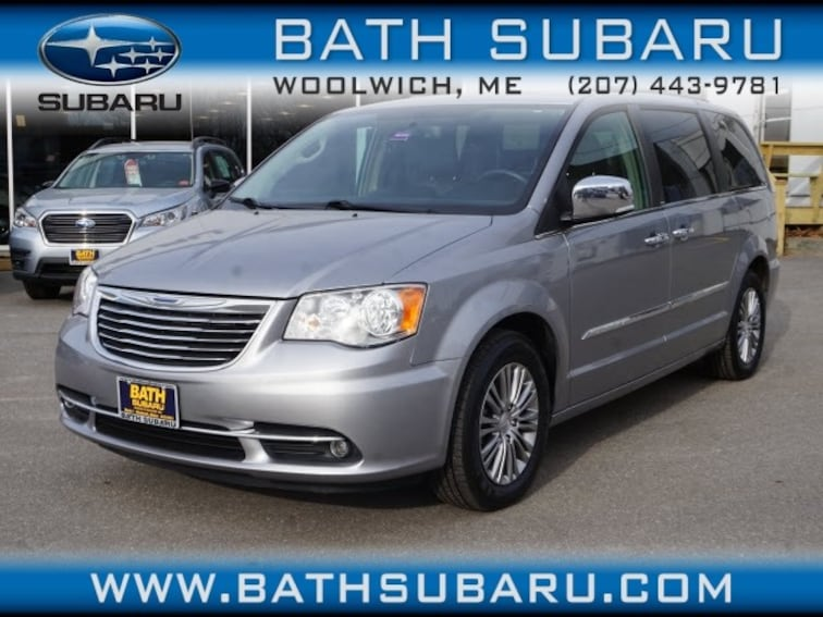 Used  2013 Chrysler Town & Country Touring-L Van in Woolwich, ME