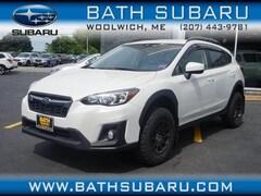 Used 2018 Subaru Crosstrek 2.0i Premium with SUV Portland Maine