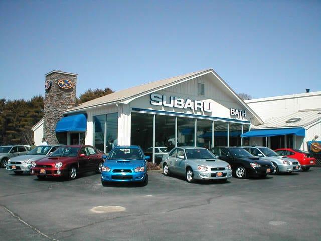 Woolwich Maine Subaru Dealership About Bath Subaru