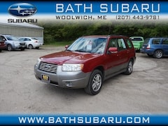 Used 2006 Subaru Forester 2.5 X L.L. Bean Edition SUV in Woolwich, ME