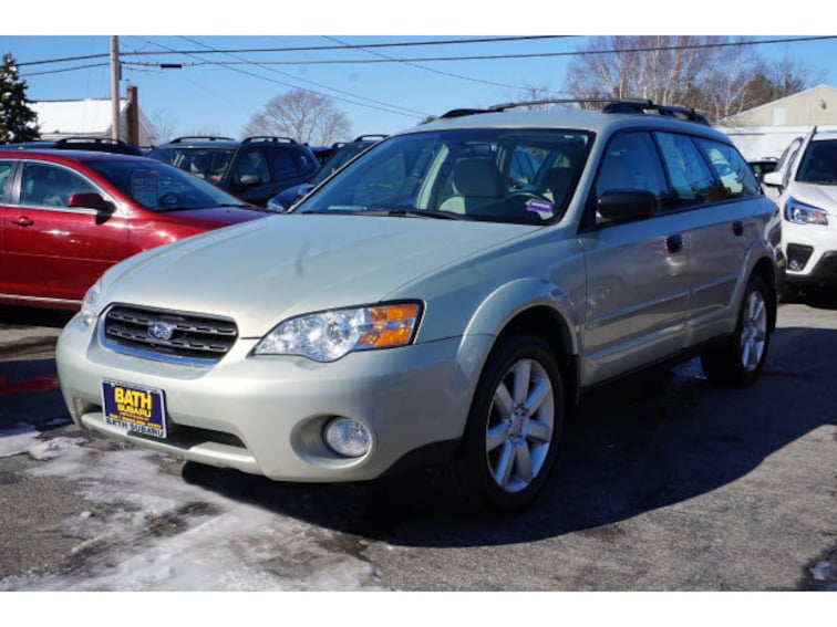 Used  2007 Subaru Outback 2.5 i Wagon in Woolwich, ME