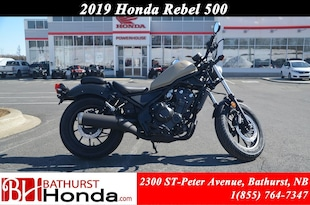 2019 Honda Rebel 500 - ABS Avant