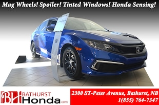 2021 Honda Civic SE - Mags! Spoiler! Tinted Windows!