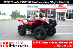2020 Honda TRX520 Rubicon Foot Shift - EPS-IRS