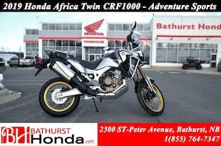 2019 Honda CRF1000 Africa Twin Avant