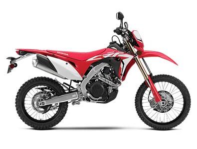 2019 Honda CRF450L ($38 Weekly)