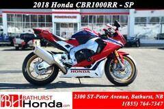 2018 Honda CBR1000RR Special Edition Avant