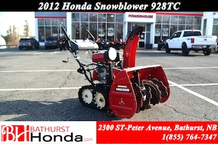 2012 Honda 928CT Avant