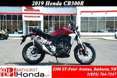 2019 Honda CB300 R Avant