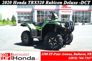 2020 Honda TRX520 Rubicon Deluxe - DCT-EPS-IRS