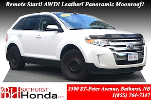 2012 Ford Edge Limited (Self-certified) SUV