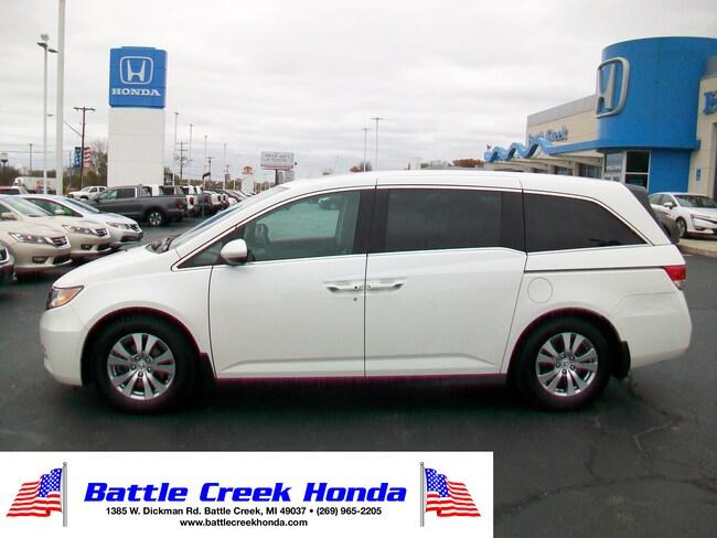 2014 Honda Odyssey EX-L NAVI Van