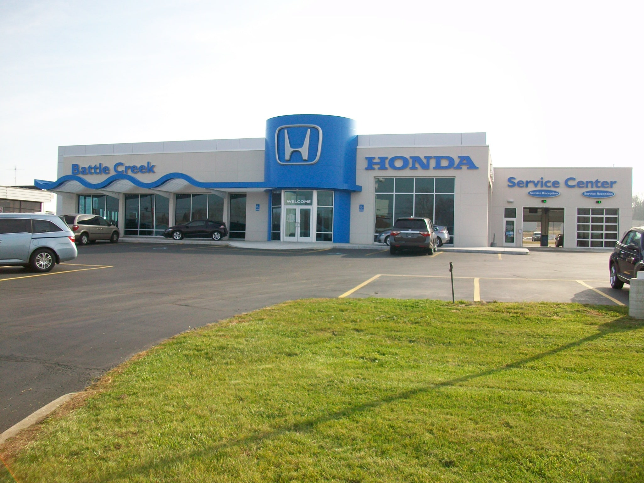 Battle Creek Honda New Honda Dealership In Battle Creek Mi