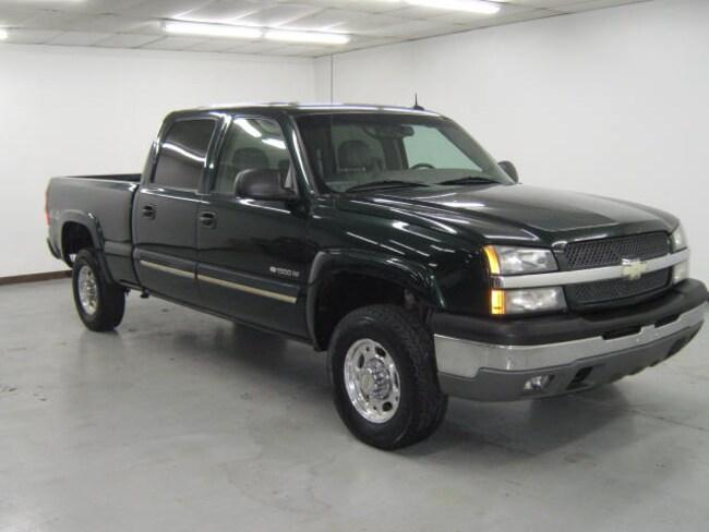 2003 Chevrolet Silverado 1500HD LT HD 4X4 Truck Crew Cab