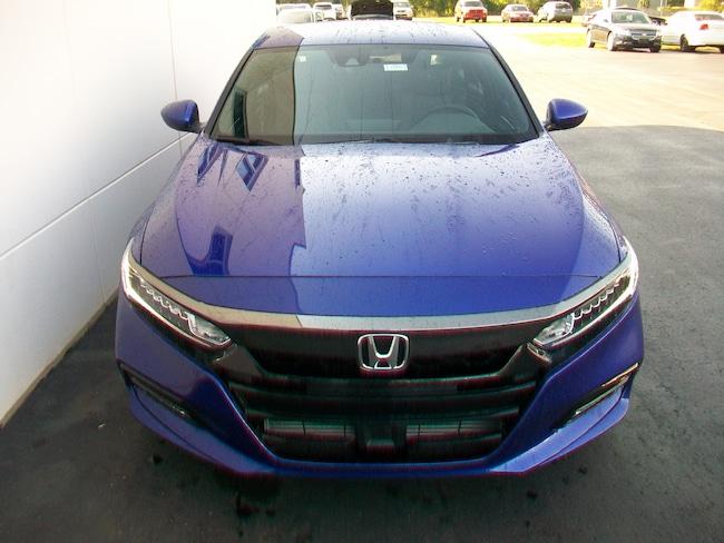2018 Honda Accord Sport 1.5T Sedan