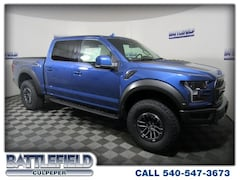 2019 Ford F-150 Raptor Truck SuperCrew Cab for Sale in Culpeper VA