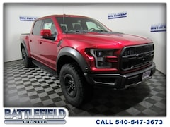 2018 Ford F-150 Raptor Truck SuperCrew Cab for Sale in Culpeper VA