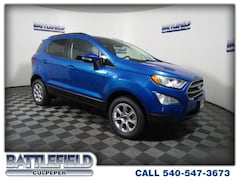 2018 Ford EcoSport SE SUV for Sale in Culpeper VA
