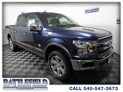 2018 Ford F-150 King Ranch Truck SuperCrew Cab for Sale in Culpeper VA