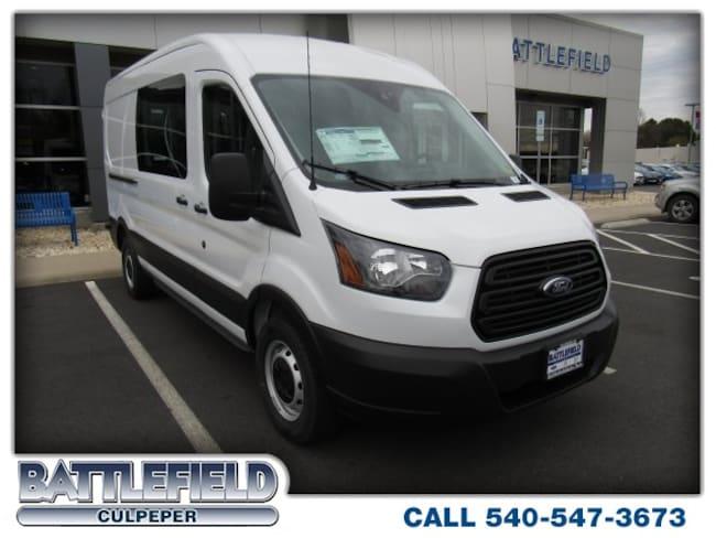 2019 Ford Transit-350 Base Van Medium Roof Cargo Van