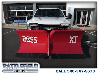 New 2019 Ford F-350 For Sale at Battlefield Ford Culpeper | VIN
