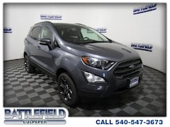 2018 Ford EcoSport SES SUV for Sale in Culpeper VA