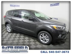 2019 Ford Escape SE SUV for Sale in Culpeper VA