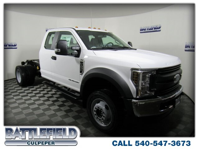 2019 Ford F-450 Chassis XL Truck Super Cab