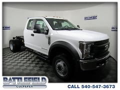 2019 Ford F-450 Chassis XL Truck Super Cab for Sale in Culpeper VA