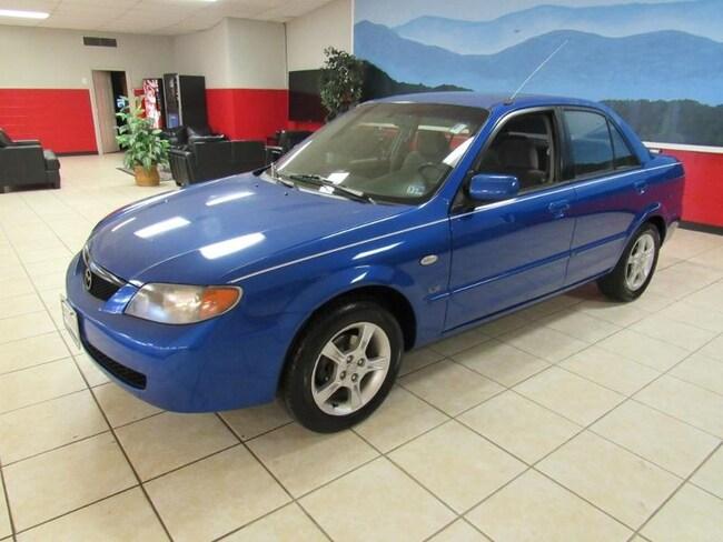 2003 Mazda Protege DX Sedan