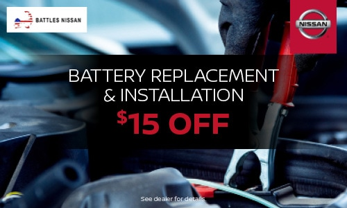 BATTERY REPLACEMENT & INSTALLATION