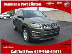 New Chrysler Dodge Jeep Ram 2019 Jeep Compass LATITUDE 4X4 Sport Utility 3C4NJDBB4KT761080 for sale in Port Clinton, OH