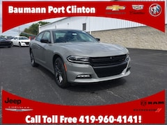New Chrysler Dodge Jeep Ram 2019 Dodge Charger SXT AWD Sedan 2C3CDXJG6KH671214 for sale in Port Clinton, OH