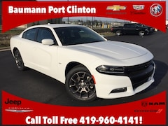 New Chrysler Dodge Jeep Ram 2018 Dodge Charger GT PLUS AWD Sedan 2C3CDXJG3JH254731 for sale in Port Clinton, OH