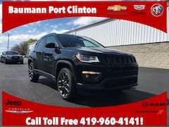 New Chrysler Dodge Jeep Ram 2019 Jeep Compass HIGH ALTITUDE 4X4 Sport Utility 3C4NJDCB9KT713668 for sale in Port Clinton, OH