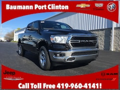 New Chrysler Dodge Jeep Ram 2019 Ram 1500 BIG HORN / LONE STAR CREW CAB 4X4 5'7 BOX Crew Cab 1C6RRFFG2KN817942 for sale in Port Clinton, OH
